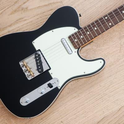 2016 Fender Telecaster Custom '62 Vintage Reissue TL62B Black Japan MIJ for sale