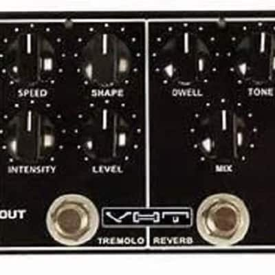 VHT Melo-Verb AV-MV1 ANALOG TREMOLO AND REVERB Guitar Effects Pedal image