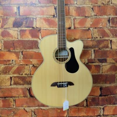 Alvarez AB60ce Acoustic Bass for sale