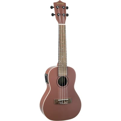 Mitchell MU50SE Acoustic-Electric Concert Ukulele With Solid Cedar Top for sale