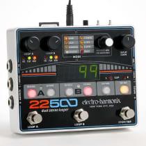 Electro-Harmonix 22500 Dual Stereo Looper 2010s Black image