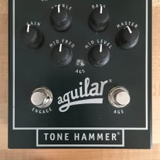 Aguilar Tone Hammer Preamp/Direct Box