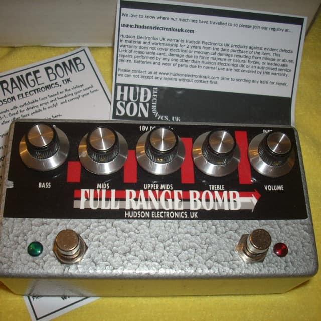 Hudson Electronics Full Range Bomb image