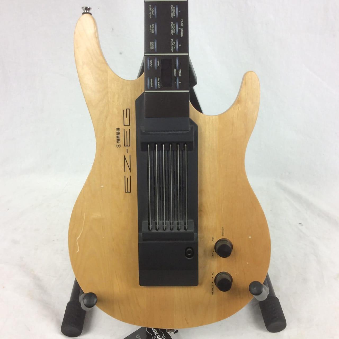Yamaha ez eg digital guitar reverb for Yamaha of roseville