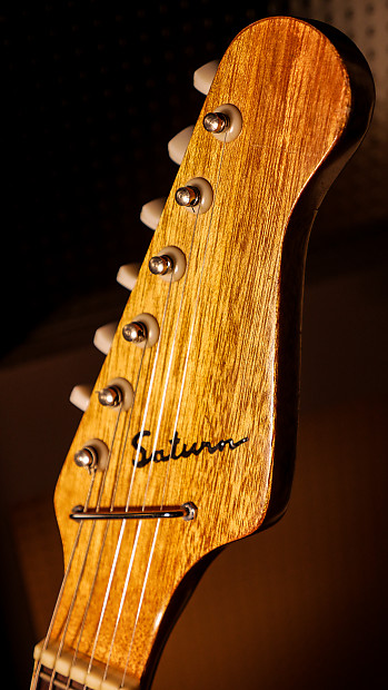 saturn electric guitar 1960s mij made in japan 2 reverb. Black Bedroom Furniture Sets. Home Design Ideas