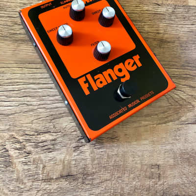AMP Flanger Colorsound  / Sola Sound -Associated Musical Products -ultra rare vintage and unique for sale