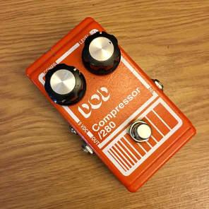 DOD 280 analog compressor pedal c 1979 Aarnge! for sale