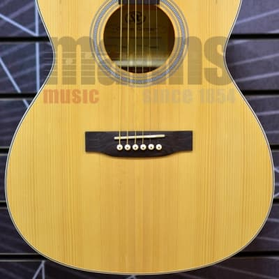 SX Orchestral Model Natural Acoustic Guitar for sale