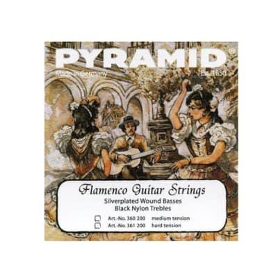Pyramid Flamenco Medium Tension