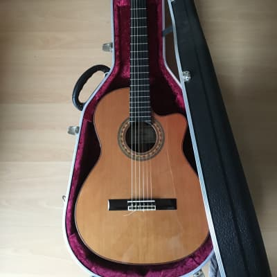 Almansa 459e Electro-Classical Guitar for sale