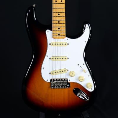 Fender Jimi Hendrix Stratocaster Maple Fingerboard 3 Color Sunburst (MX20046847)