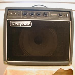 "Traynor TS-25 25-Watt 1x12"" Solid State Guitar Combo"
