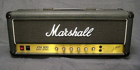 marshall jcm 800 bass series amp head reverb. Black Bedroom Furniture Sets. Home Design Ideas