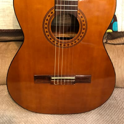 MIJ Crown TG63 Classical Guitar for sale
