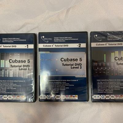 Steinberg Cubase 5 DVD Master Series