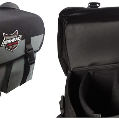 Ahead Bags - AR9022 - Accessory Case, 18 x 12 x 9 w/Adjustable Compartments