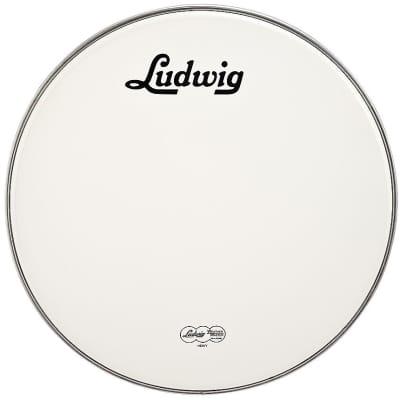 "Ludwig LW4220 Weather Master 20"" Smooth Resonant Bass Drum Head"