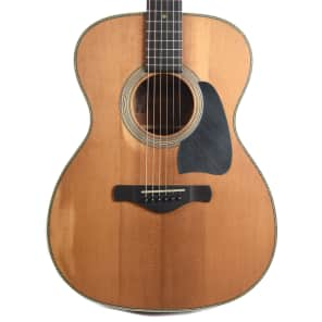 Ibanez AVC11-ANS Artwood Vintage Series Solid Spruce/Mahogany Grand Concert Antique Natural Semi-Gloss