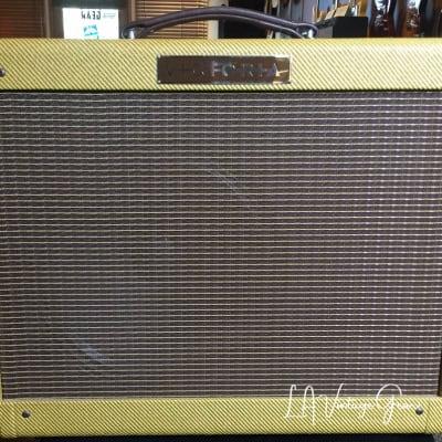 Victoria 20112 Tweed Combo Tweed Amplifier - Joe Jewell Collection - Mint ! for sale