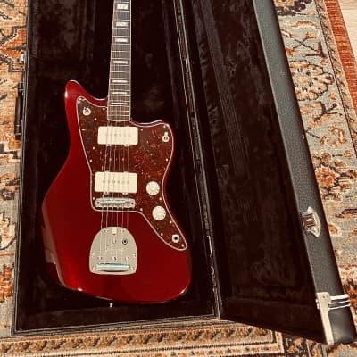Fender Troy Van Leeuwen Jazzmaster / Oxblood / with Case