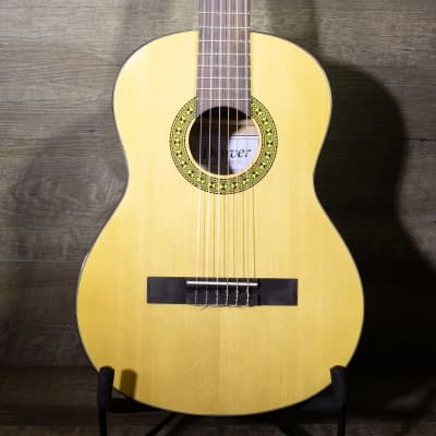 Denver DC34NL - 3/4 Size LEFTY Classical Natural for sale