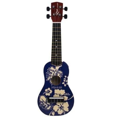 Sawtooth Rise Beginner's Acoustic Ukulele, Morning Sun for sale