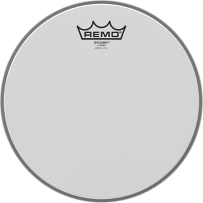 "Remo Diplomat Coated Drumhead, 12"""