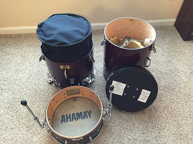 Yamaha Attach Toms To Bass Drum