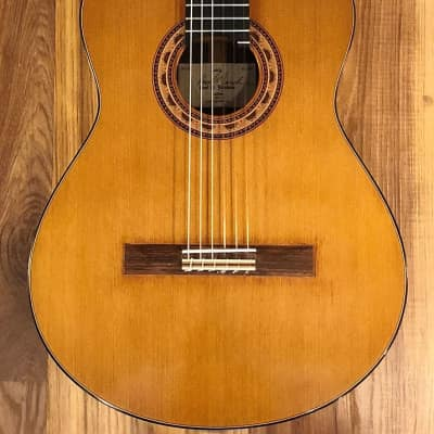Paul Jacobson Classical 2006 Cedar/Indian Rosewood for sale