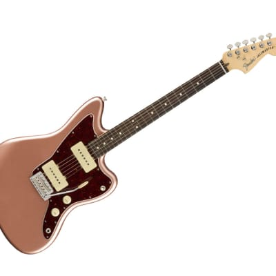 Fender American Performer Jazzmaster Electric Guitar Rosewood/Penny - 0115210384 - Used