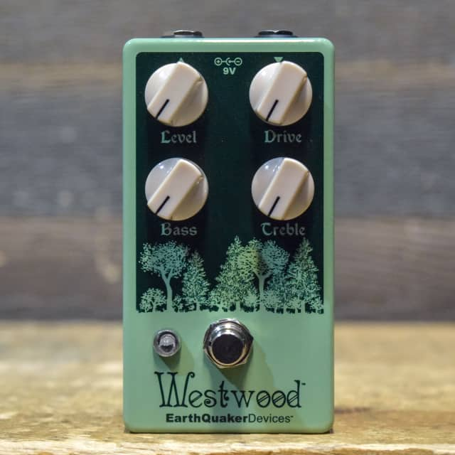 EarthQuaker Devices Westwood Translucent Drive Manipulator Guitar Effect Pedal image