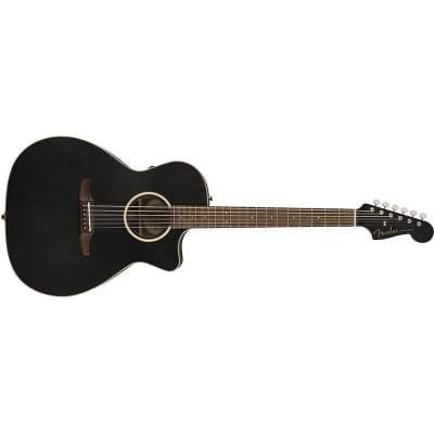 Fender Newporter Special, Matte Black for sale
