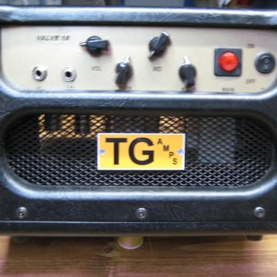 TG/amps valve 18