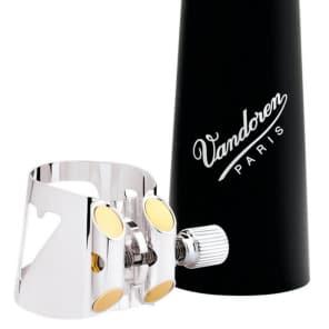 Vandoren LC01P Optimum Bb Clarinet Ligature and Plastic Cap