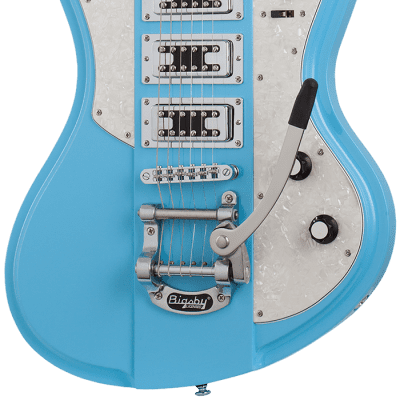 Schecter Ultra-III Vintage Blue