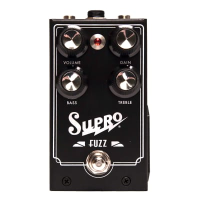 New Supro 1304 Fuzz Pedal, Killer Fuzz Help Support Small Business & Buy It Here,  Ships Fast & FREE for sale
