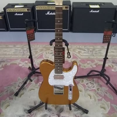 G&L ASAT Classic Bluesboy Custom Shop 2014 Tangerine Matallic for sale