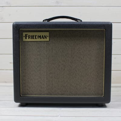 Friedman Runt 1x12 65W 1x12 Ported Closed-Back Guitar Cabinet with Celestion G12M Creamback for sale