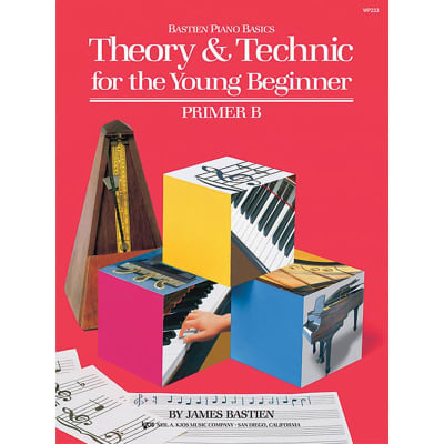 Bastien Piano Basics: Theory & Technic for the Young Beginner - Primer B