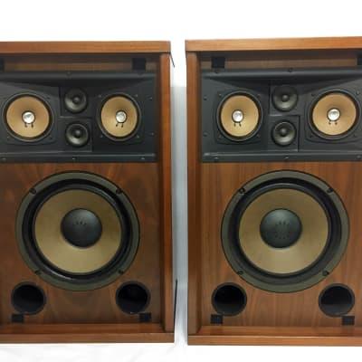 SanSui  SP-1200 - 3-Way Speakers - Made in Japan - Vintage Audiophile