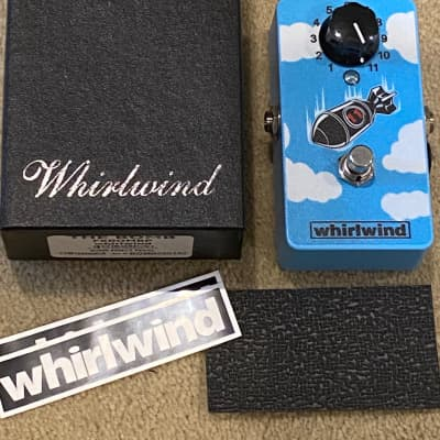 Whirlwind The Bomb 2015 boost pedal for sale