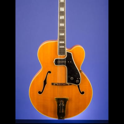 Gibson L-5CNE 'McCarty' 1949 Natural