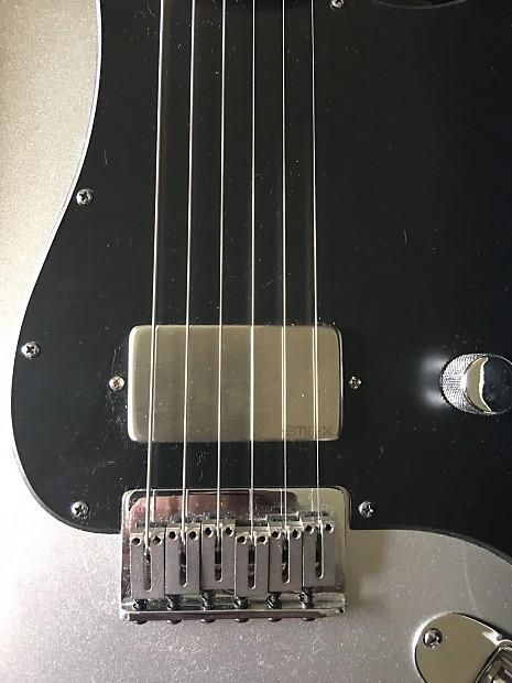 Fedner Warmoth Usa Hardtail Stratocaster Partscaster