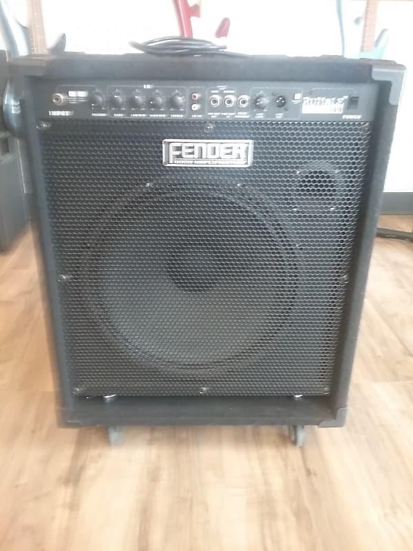 fender rumble 100 bass combo amp 1x15 100w reverb. Black Bedroom Furniture Sets. Home Design Ideas