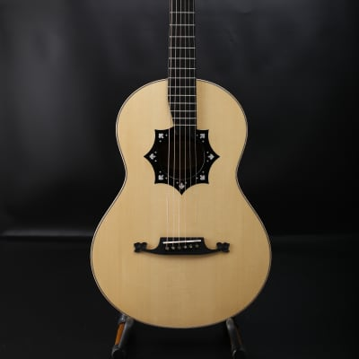 Avian Dove Deluxe 5A 2020 Natural All-solid Handcrafted Guitar for sale