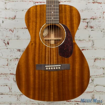 Guild M120E Westerly Series Concert Size Acoustic/Electric NATURAL-3841204821-MSRP $1,045 x1395 for sale