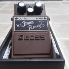 Boss Frv 1 Fender Reverb
