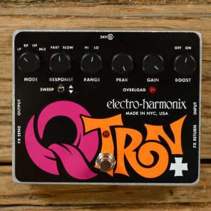 Electro-Harmonix Q-Tron Plus Envelope Filter Pedal w/ Effects Loop