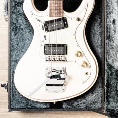 Tokai Hummingbird 50Th THB200S Vintage White for sale