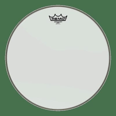 "Remo 18"" Ambassador Clear Drum Head w/ Video Link"